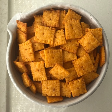 Gluten Free Hot & Spicy Cheez-Its
